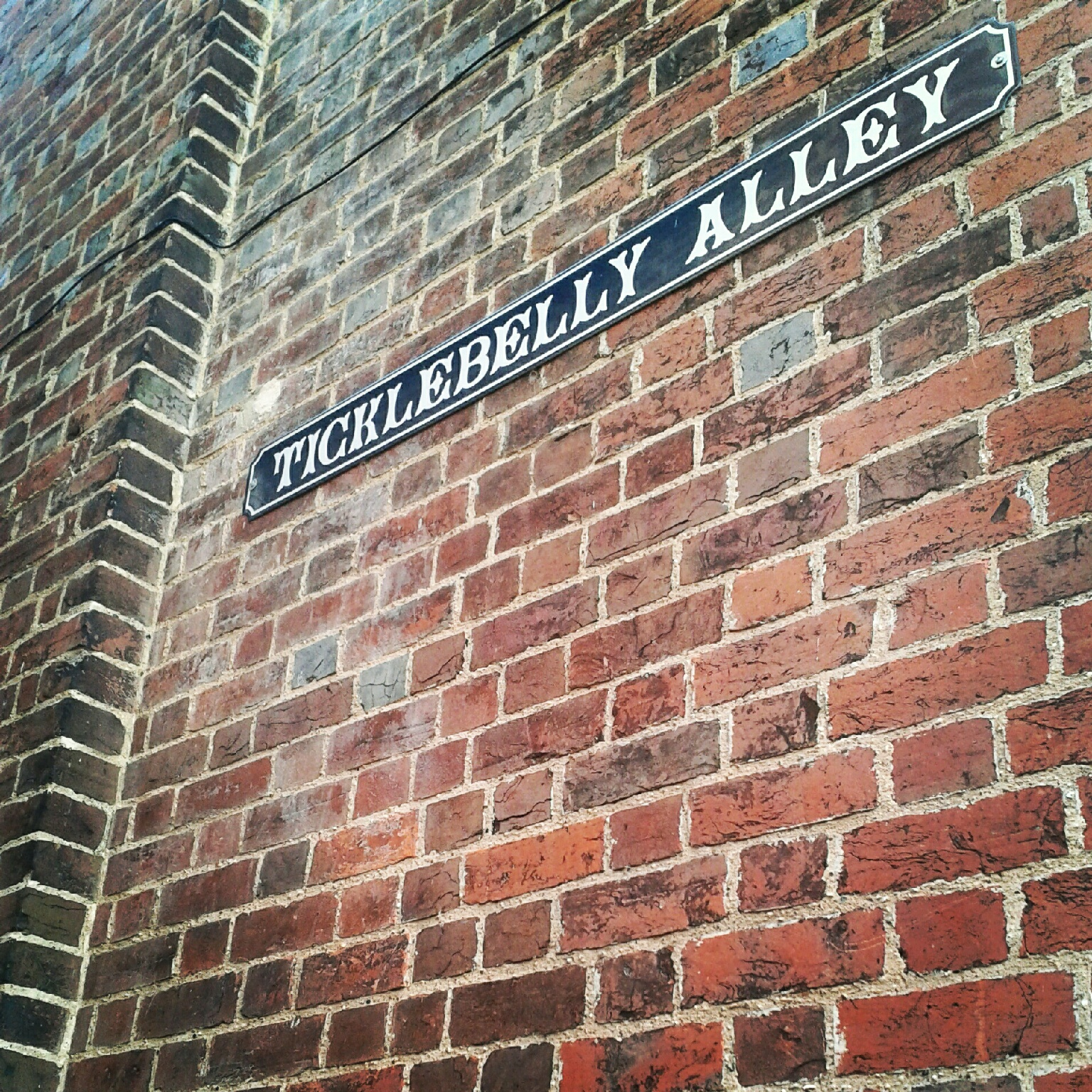 Ticklebelly Alley