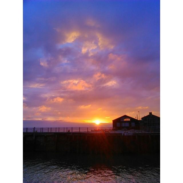 Sunrise Whitstable